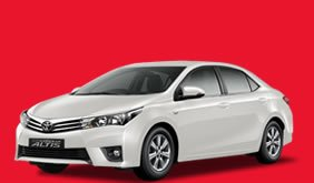 Rental Sewa Mobil Altis Jogja Murah : Honda All New 2019