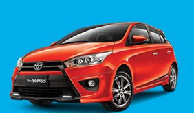 Rental Sewa Mobil Yaris Jogja Murah : 2019 Manual Matic